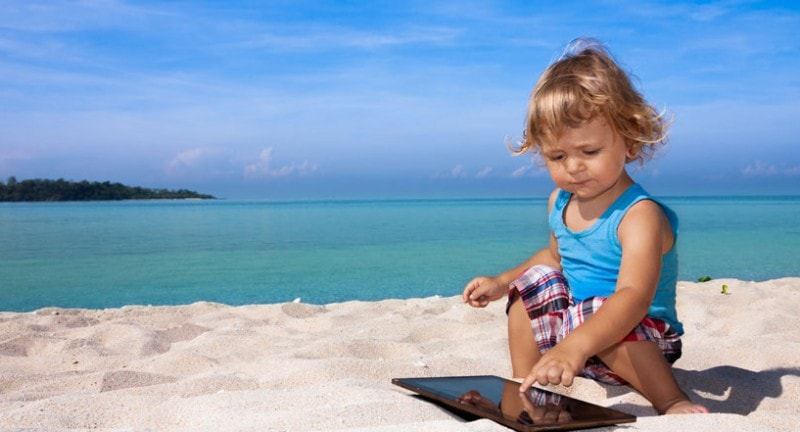 Gadgets to keep the kids entertained