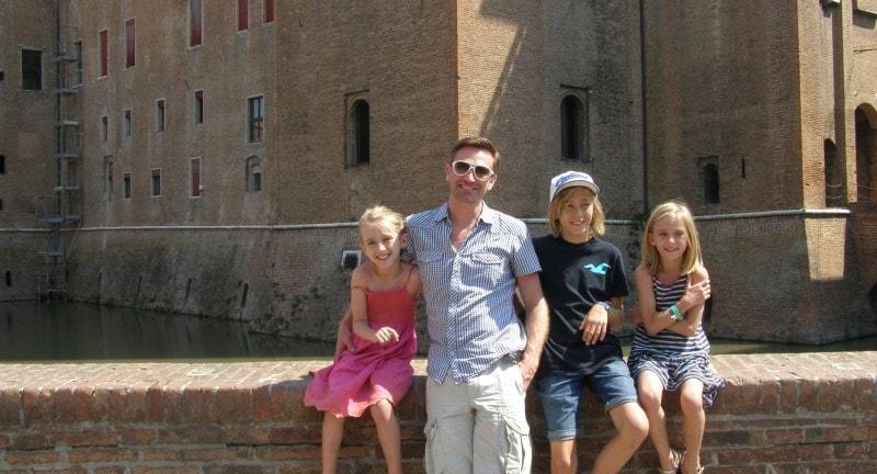 family bologna italy