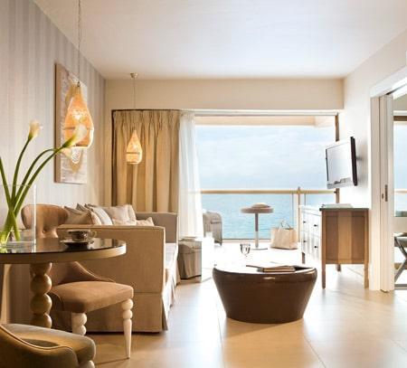 family two bedroom room sani resort