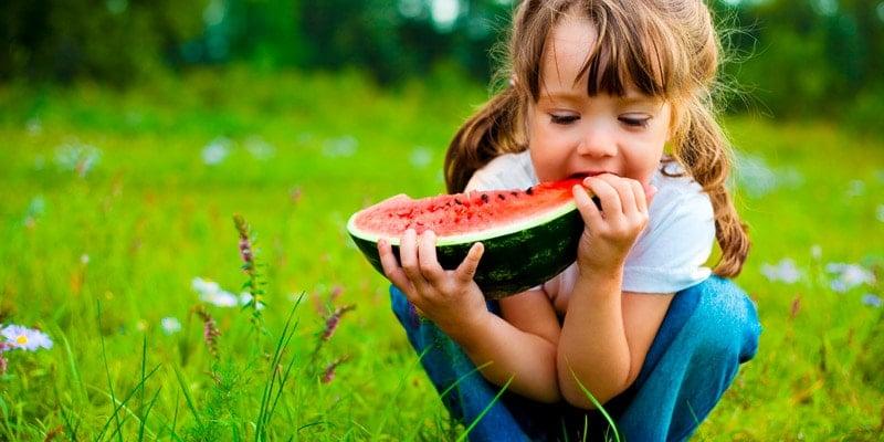 little-girl-eating-watermelon