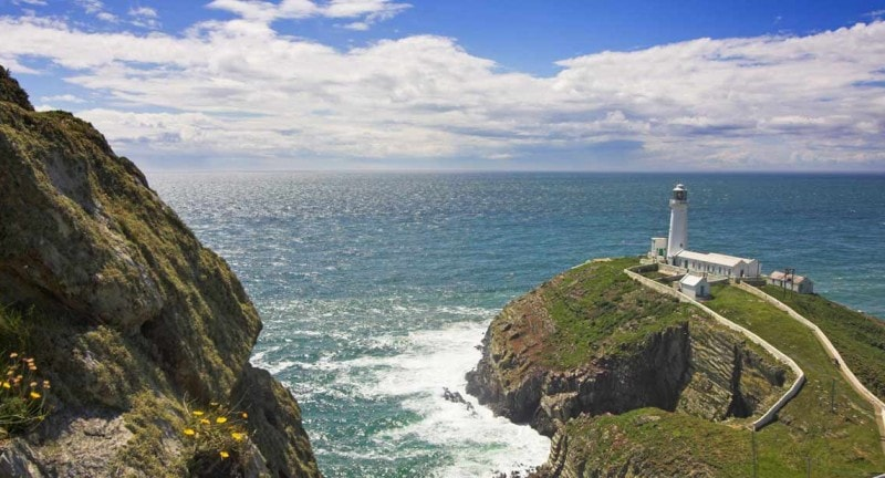 South Stack Cliffs