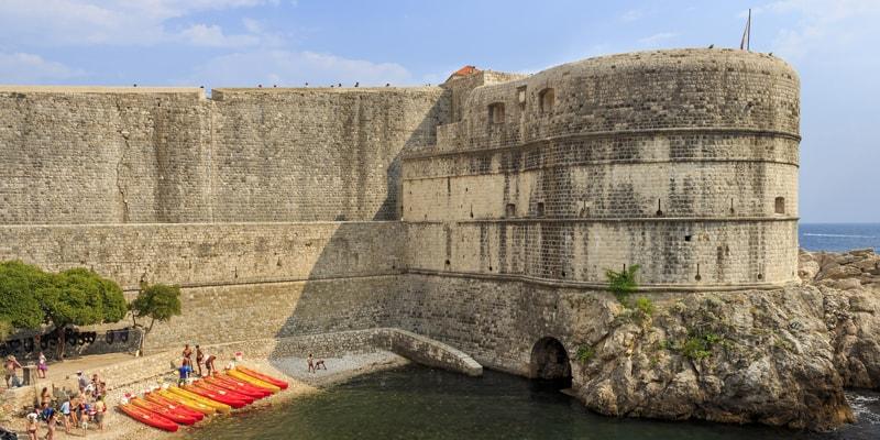Dubrovnik-sea-kayaking