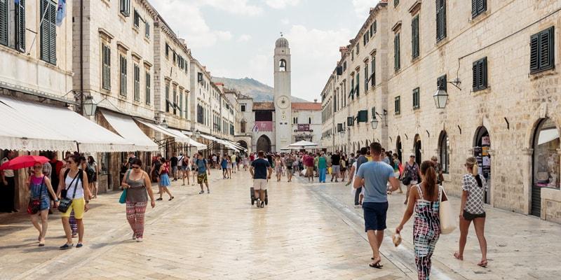 Shopping in Dubrovnik