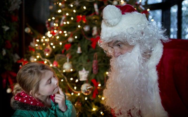 See Santa at The National Trust