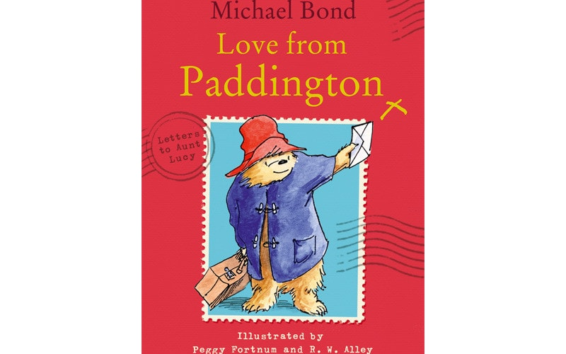 love-from-paddington-michael-bond-book