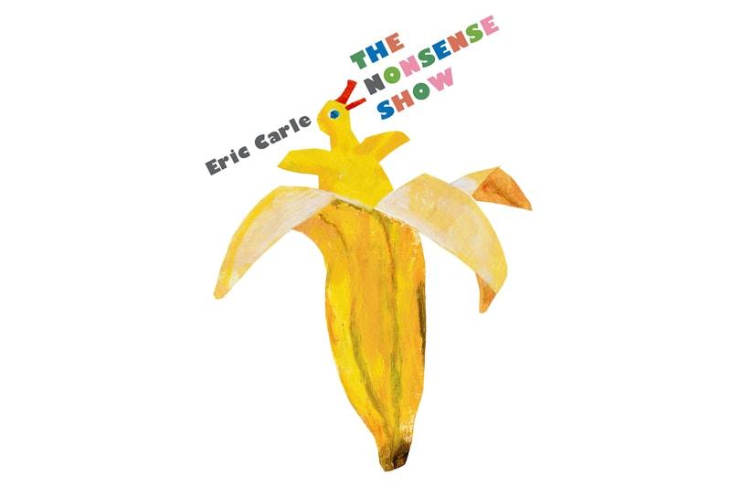 the-nonsense-show-eric-carle-book