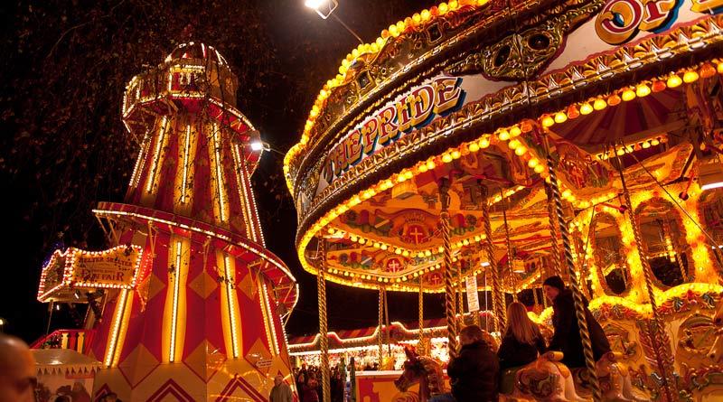 winter-wonderland-fairground-rides