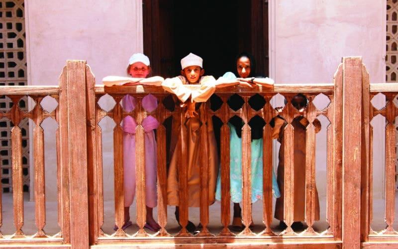 Oman arabian adventure