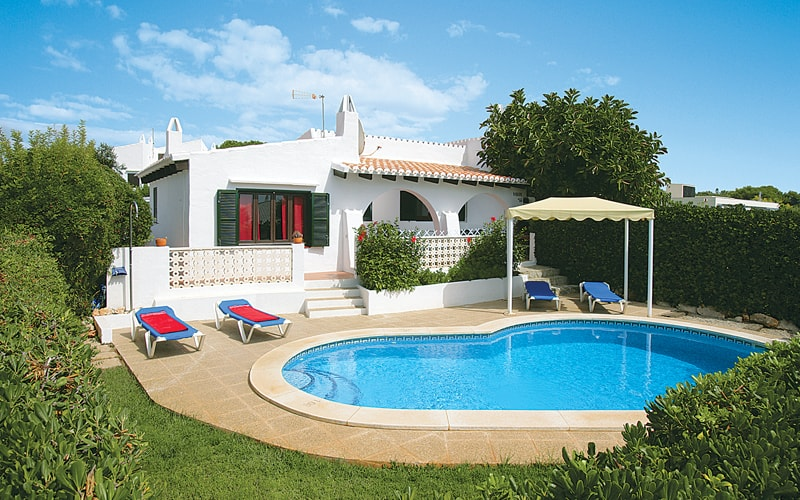 Villa Binibeca, Menorca
