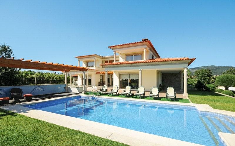 Casa Jardim, Costa Verde