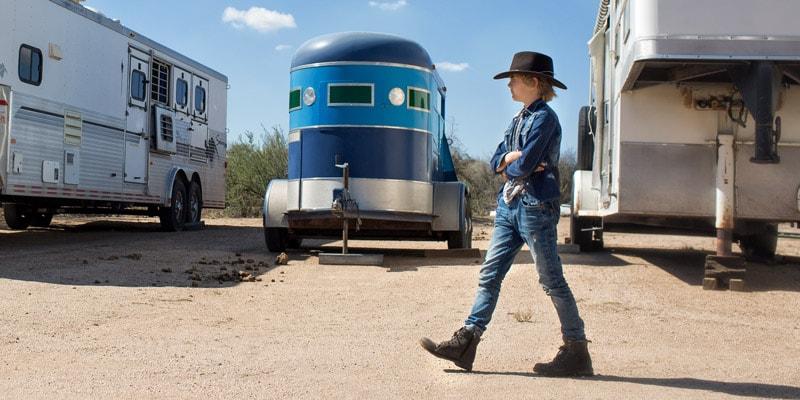 kids-cowboy-fashion-boy-in-denim-in-trailor-park