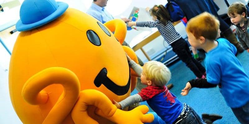 Bath Children's Literature Festival - Mr Men literary festival
