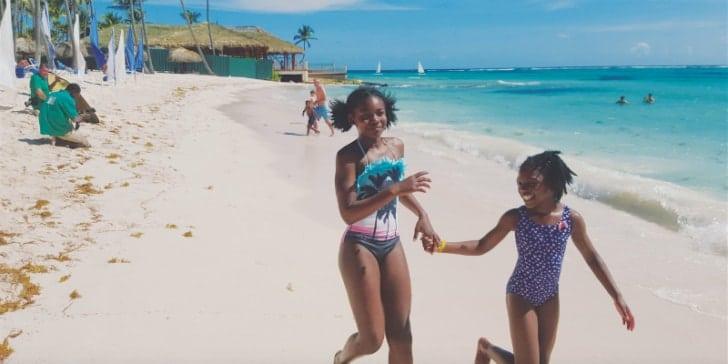 Blackmans on the beach
