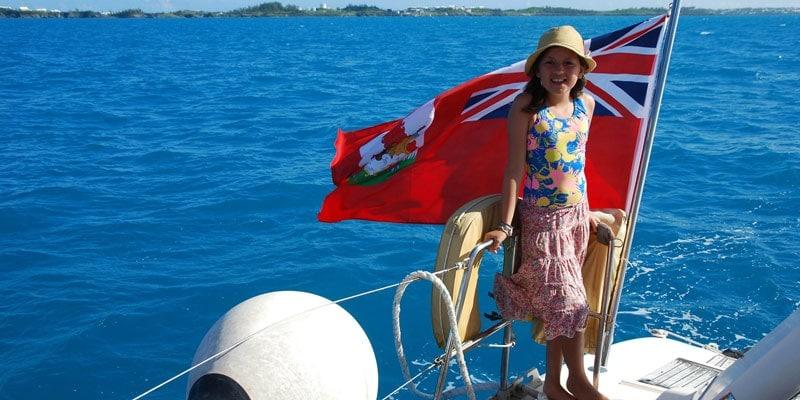 little-girl-on-boat-bermuda