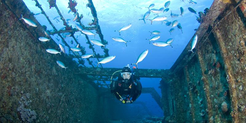 scuba-diver-wreck-diving