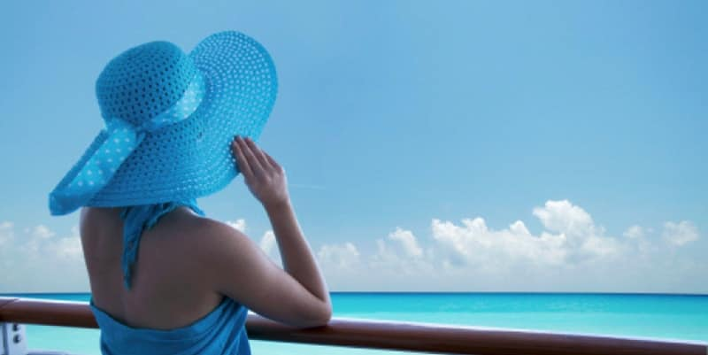 woman-on-deck-of-cruise-ship