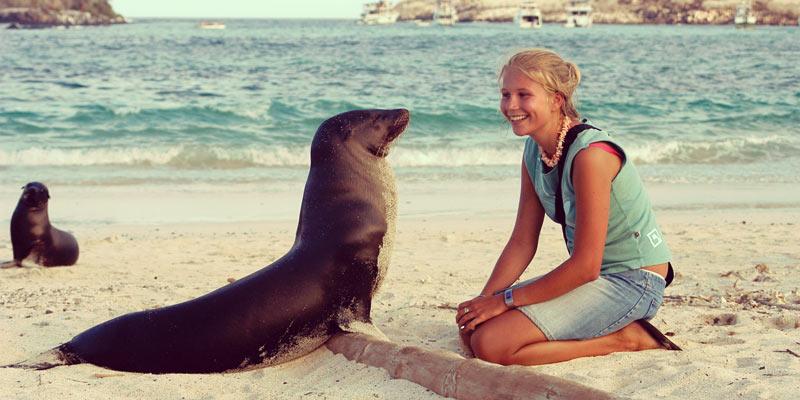 galapagos_girl-seal-beach