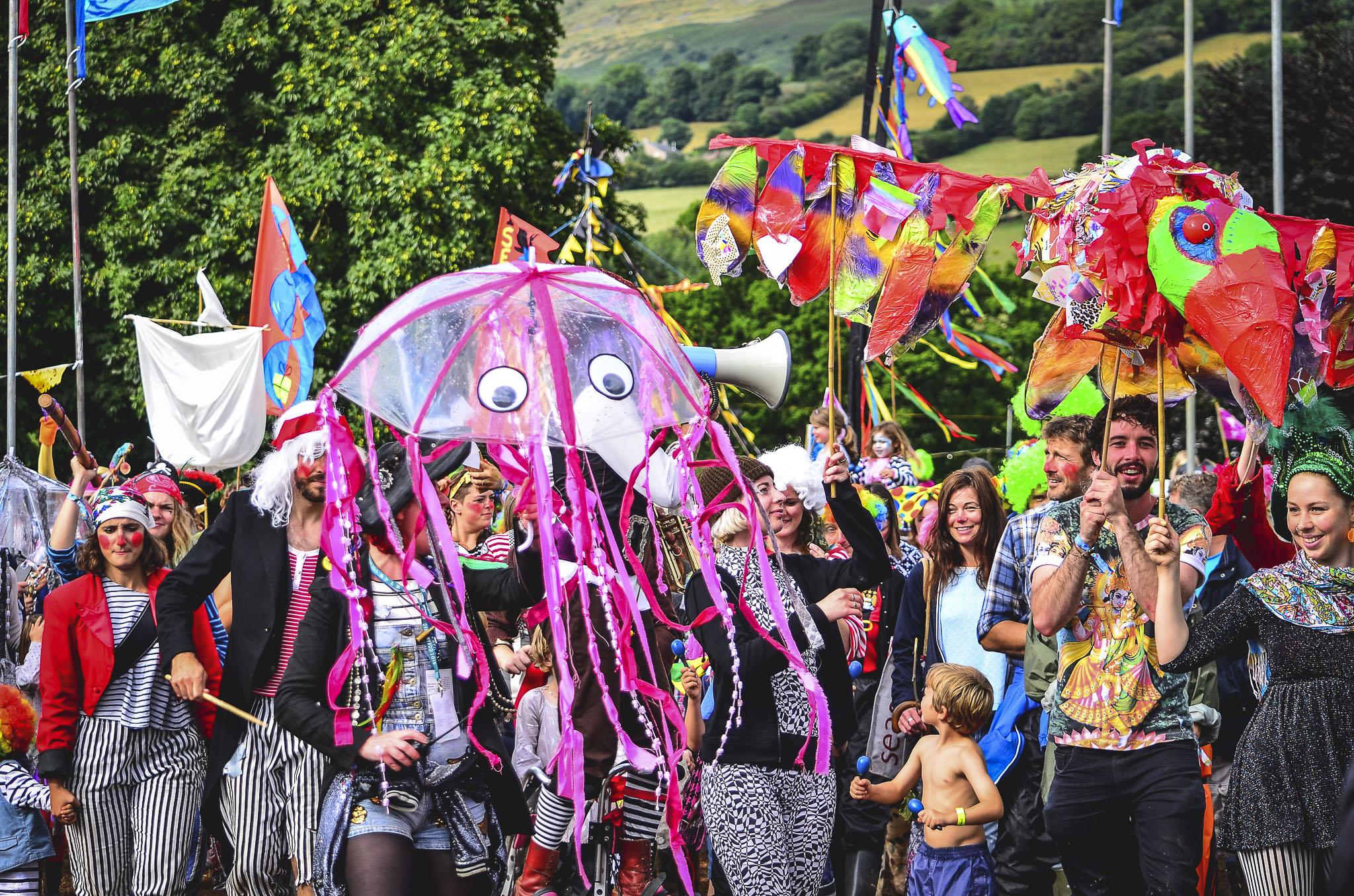 Green Man Festival Wales 2015