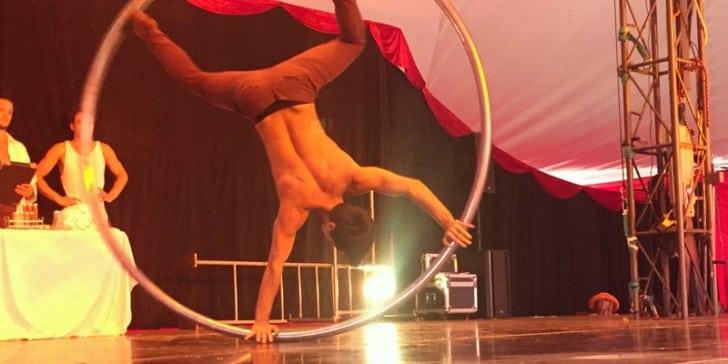 man-in-hoop-performs-in-circus
