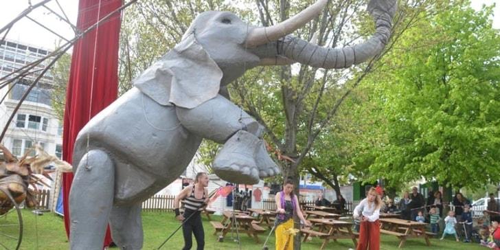 puppet-elephant-brighton-fringe
