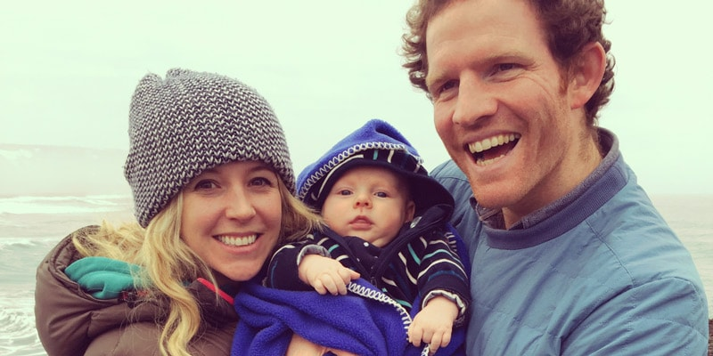 james-gough-and-wife-and-baby-wilfred-wrapped-up-warm