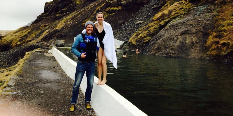 swimming-iceland-james-gough-with-wife-and-baby-wilfred
