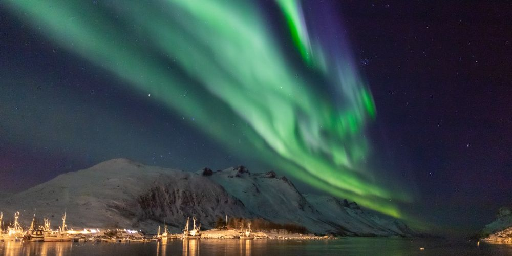 Northern Lights, family winter holidays, family bucket list experiences