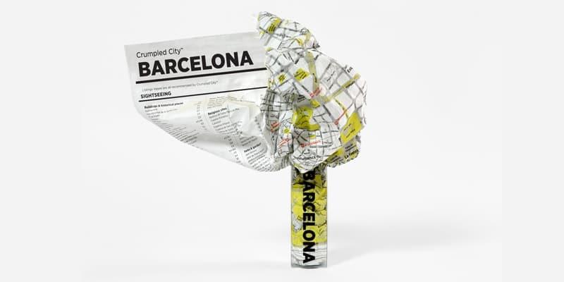 crumpled-city-map-barcelona-gift