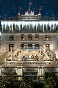 dangleterre hotel in copenhagen-denmark for christmas in copenhagen