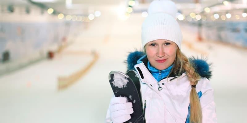indoor-ski-woman