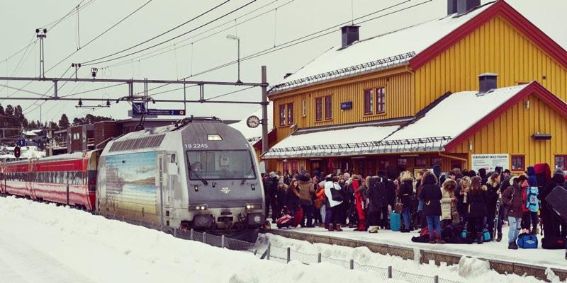 train-geilo-norway