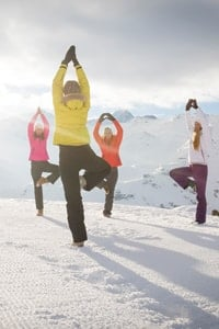Snow-yoga-Val-Thorens