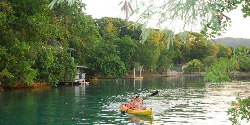 jamaica-kayaking
