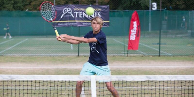 summer sports camps tennis