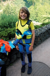 fin-canyoning