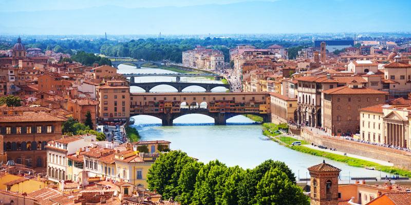 Florence-pisa-view