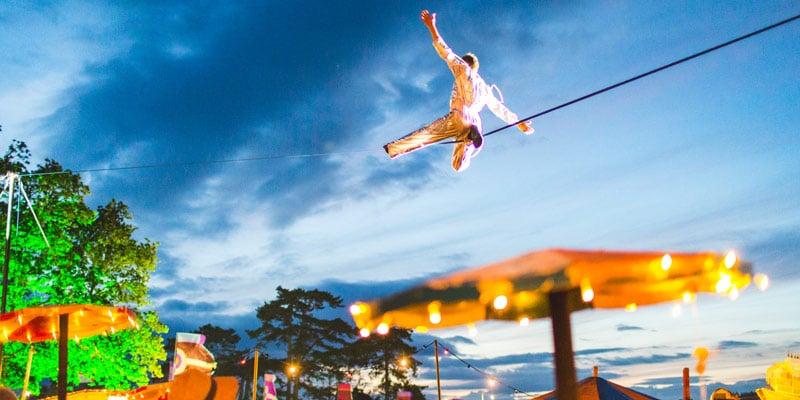 camp-bestival-circus-at-dusk