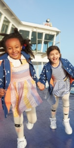 Ferry-girls