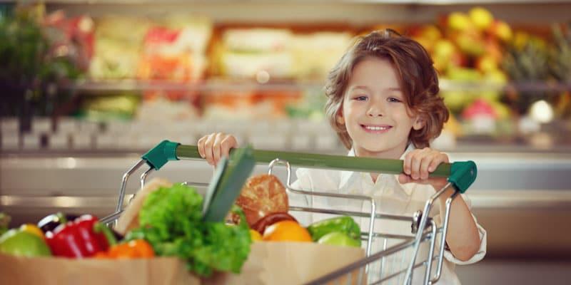 Kid-in-supermarket