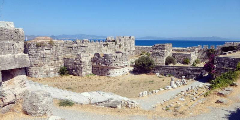 Castle in Kos