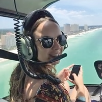 Lucy-pares-in-helicopter-panama-city-beach