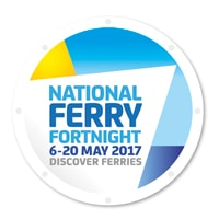 National Ferry Fortnight logo