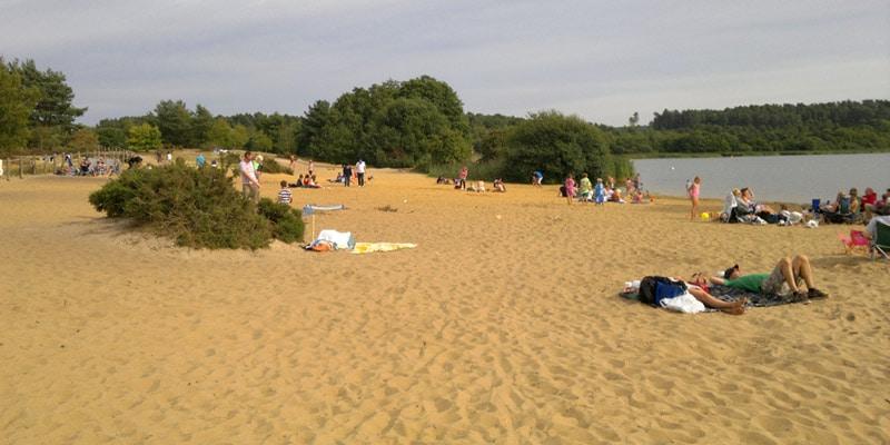 frensham-great-pond-beach-J-Pennycook