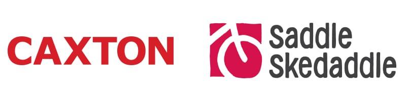 logos-caxton-and-saddle-skeddadle