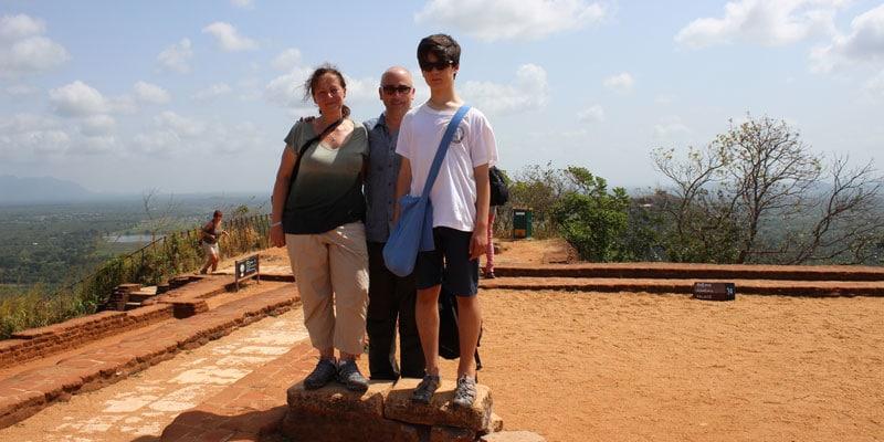 sri-lanka-Made-it---at-the-top-of-Sigiriya