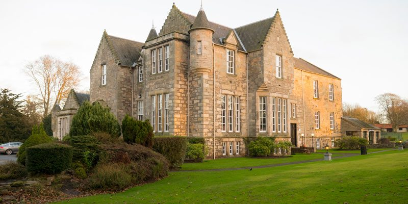 Kilconquhar-Castle-Estate away with the kids