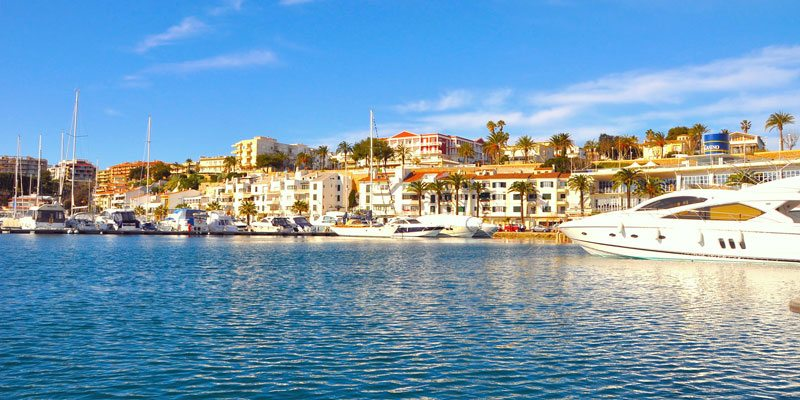 Sailing-in-Menorca