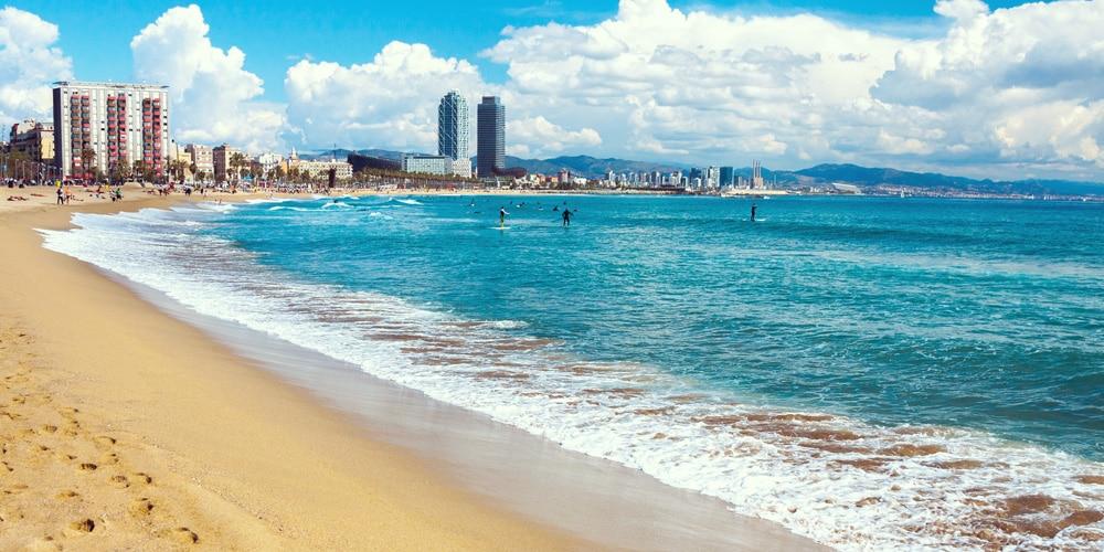 Barceloneta-Beach-Barcelona