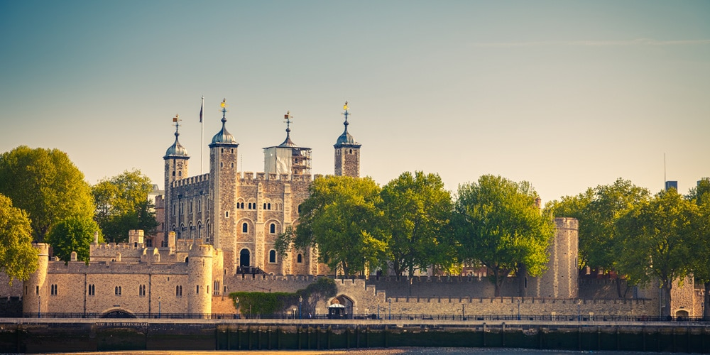 Tower of London city of London Instagrammable destinations UK