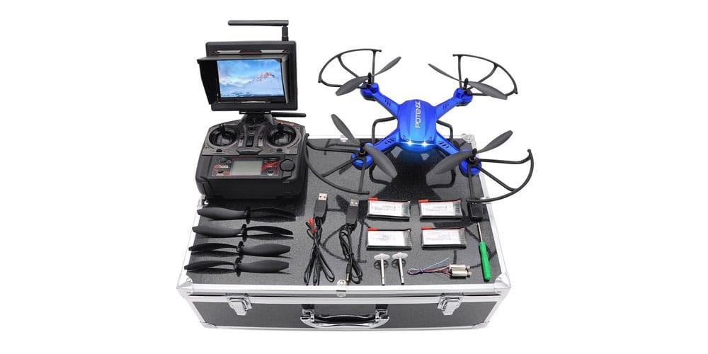 RC-Quadcopter-Drone